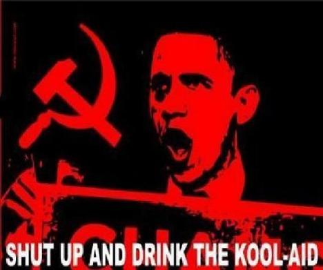 Shut Up and Drink the Kool-Aid!